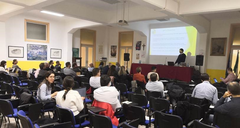 Midterm meeting held in Rome